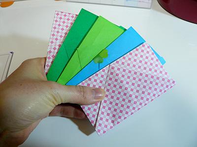 ハート 折り紙 折り紙 カード入れ : pirameko-life.com