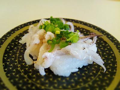 はま寿司の炙りげそマヨ