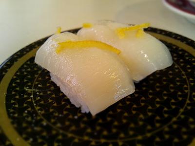はま寿司の真いかゆず塩