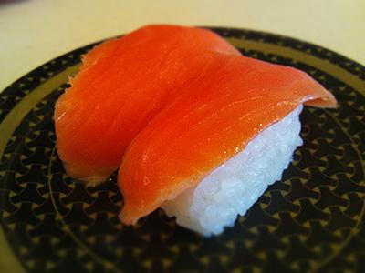 はま寿司のサーモン