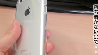 iPhone6にストラップがつけられるケースっていいもんだなと思いました。