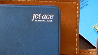 カードケースとメモ帳を一体型にしちゃう計画。