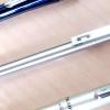 手帳にメモ帳に携帯用に。細くて軽くて小さいけど質感のよいボールペン3つ。