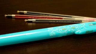 ぺんてるの色と太さを選べる3色ペン、スリッチーズを買いました。